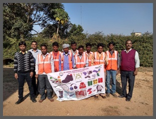 CSDCI assesment at Churchu Block Patratu