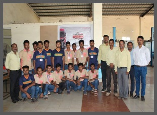 Organized 06 days training programme on Engine Management System