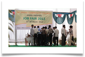 Job fair at OPJCC Angul