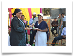 Prize distribution at annual sports OPJCC Angul