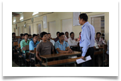Soft skill classes at OPJCC Angul